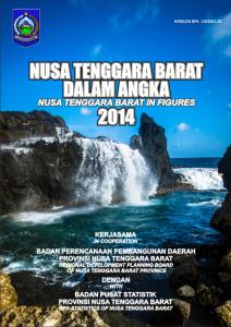 NTB Dalam Angka 2014