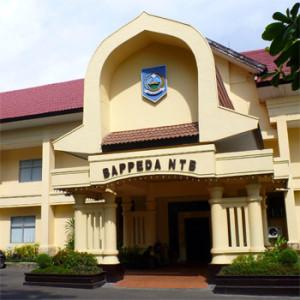 Gedung Bappeda NTB