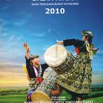NTB Dalam Angka 2010 - Frontcover