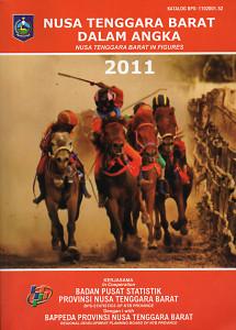 NTB Dalam Angka 2011 - Frontcover