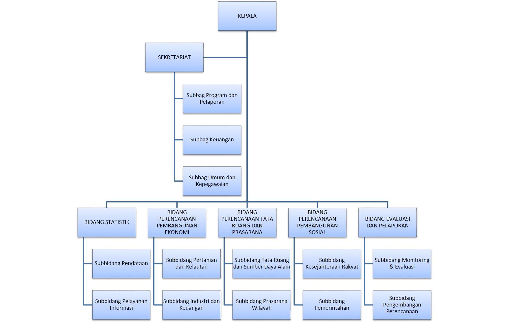 struktur-bappeda