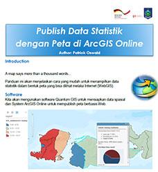 Cover Pelatihan WebGIS dengan ArcGIS Online