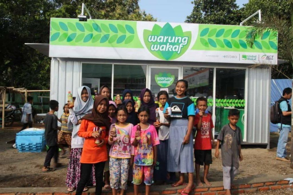 Warung Wakaf ACT