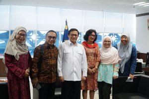 Konsultasi Teknis Penyusunan Dokumen Rencana Aksi Rehabilitasi dan Rekonstruksi Pasca Gempa NTB
