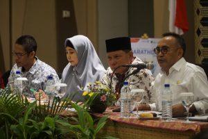 Rapat Koordinasi Program Kepariwisataan NTB