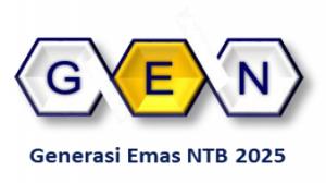 Logo Generasi Emas NTB