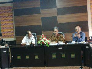 Rapat Penilaian Penghargaan Pembangunan Daerah Tahun 2019