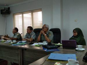 Pengelolaan Sumber Daya Genetik (SDG) dan Review Kepengurusan Komda SDG Provinsi NTB