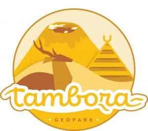 LOGO TAMBORA GEOPARK