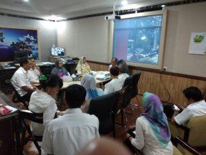 Tata Kerja Pejabat Fungsional Perencana di BAPPEDA NTB