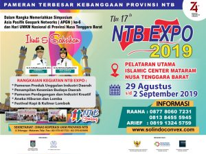 The 17th NTB EXPO 2019