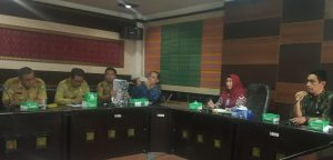 Rapat Pembahasan Teknis Delineasi KP2B Pulau Sumbawa